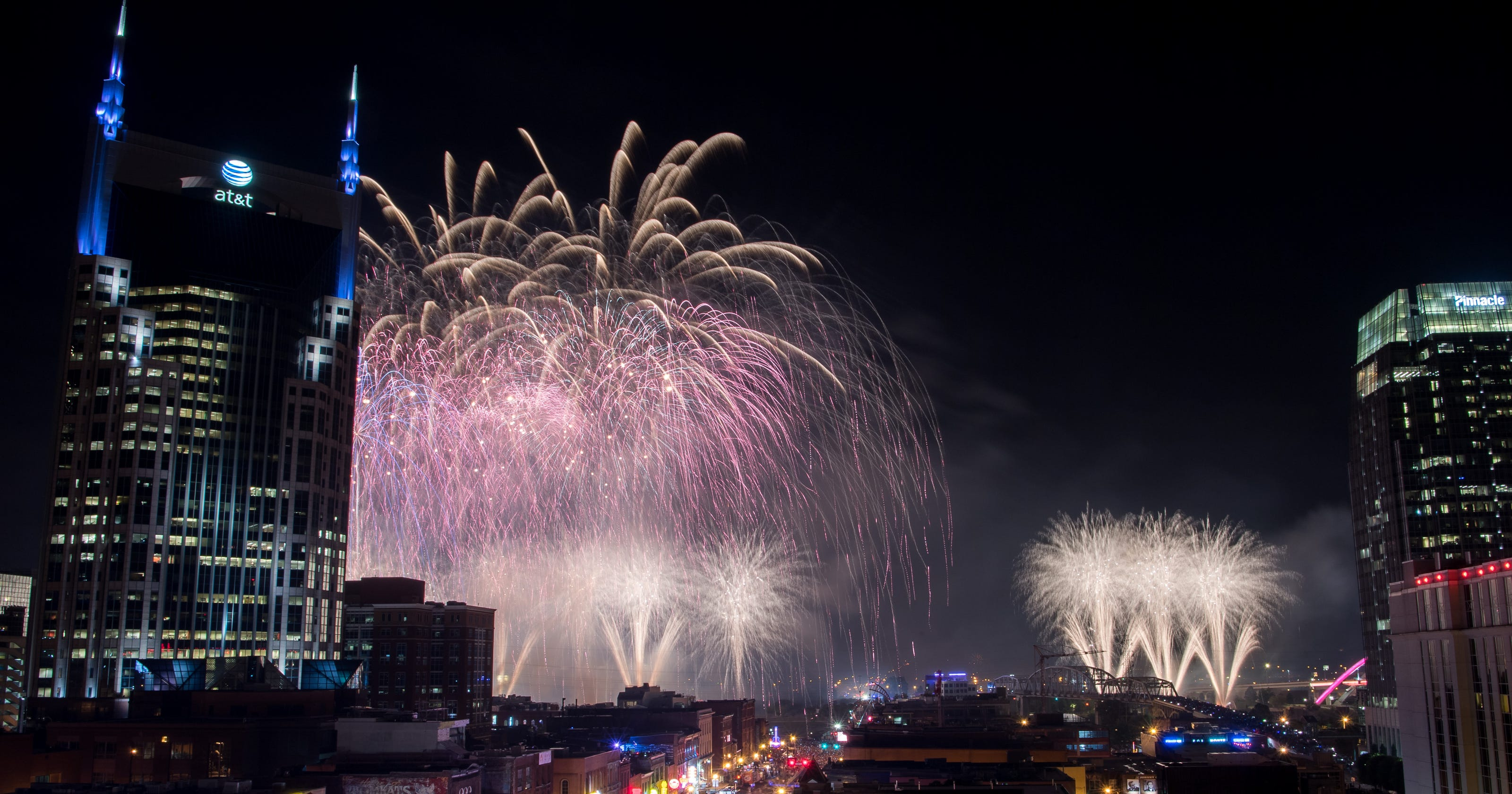 Nashville 4th of July: Schedule, lineup, fireworks, Broadway