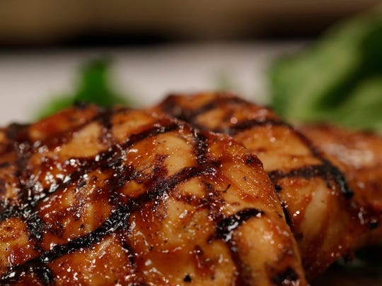 The winning recipe in the 2016 USA TODAY NETWORK-Wisconsin BBQ Chicken Recipe Contest came from Jeremy Groeschl of Fond du Lac and calls for a blend of barbecue seasoning, sauce and homemade Italian dressing.