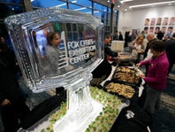 Got food? Fox Cities Exhibition Center is set up for catering