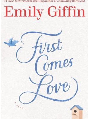 'First Comes Love' by Emily Giffin.
