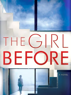 'The Girl Before' by J.P. Delaney