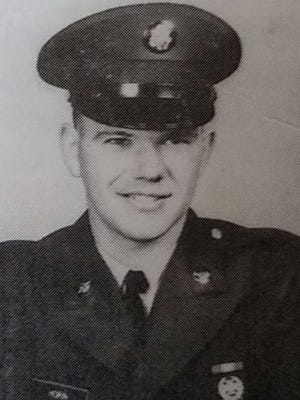 Vietnam War veteran Dave Horn served with the United States Army Security Agency.