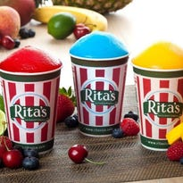 Free Italian Ice at Rita's First Day of Spring