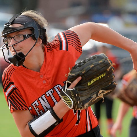 Central York's Courtney Coppersmith leads 10 area players named all-state in softball