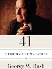"Cover of the book ""41: A Portrait of My Father"" by"