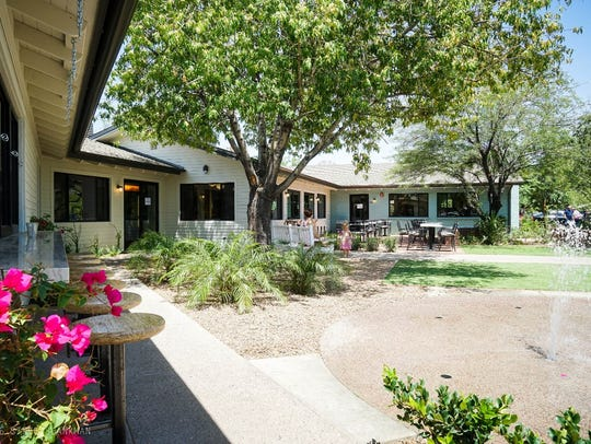 The Orchard Phoenix includes a restaurant, Pomelo; an ice cream shop, Splurge; and a market and casual spot, Luci's at the Orchard.