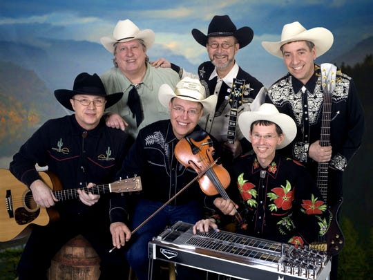 Oregon Valley Boys will play a headliner concert at 5:30 p.m. Oct. 29 at the Polk County Folklife Festival.