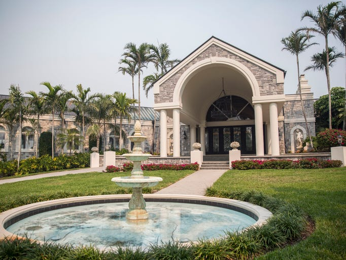 The 2.63-acre Greystone Manor waterfront estate in