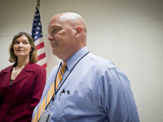 Burlington School Board Chairman Mark Porter says automatic raises for teachers sometimes make little sense.