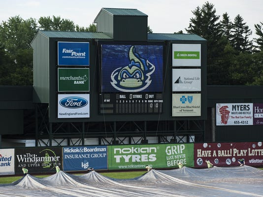 Williamsport vs. Vermont Baseball 07/14/16