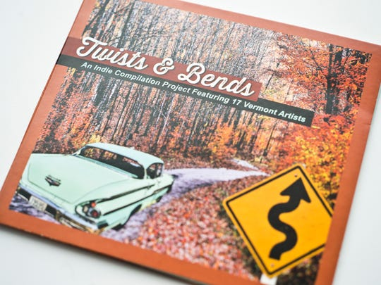 Twists and Bends, an indie compilation project featuring 17 Vermont artists, was released by Malletts Bay Music.