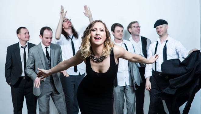 "The Right Now brings its soul-pop fronted by Stefanie Berecz's vocals from Chicago to Door County Fire Co, in Sturgeon Bay for a March 9 concert in the ""Celebrate Community"" series."