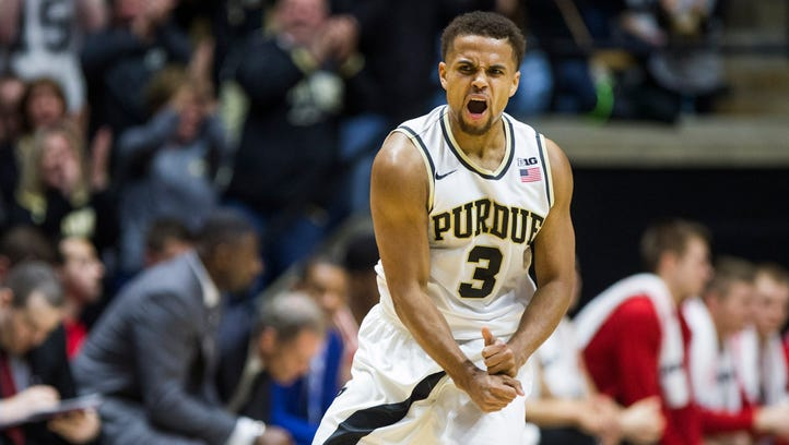 Purdue's Thompson transitions to mentor