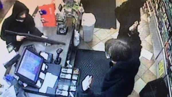 Police are seeking three suspects involved in a Sudden Service robbery in Pleasant View early Sunday morning.