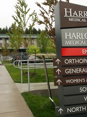 Harrison Medical Center in Silverdale