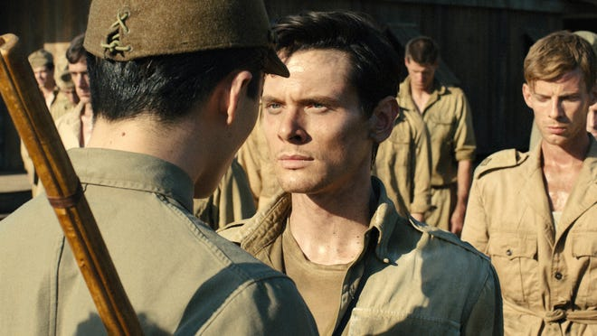 "In the movie ""Unbroken,"" Jack O'Connell portrays Olympian and war hero Louis ""Louie"" Zamperini."
