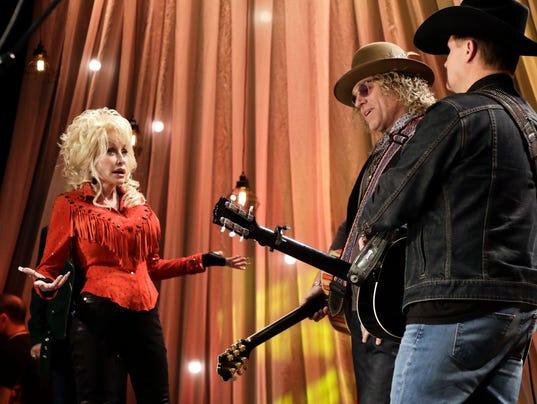 Dolly Parton, Kenny Alphin, John Rich