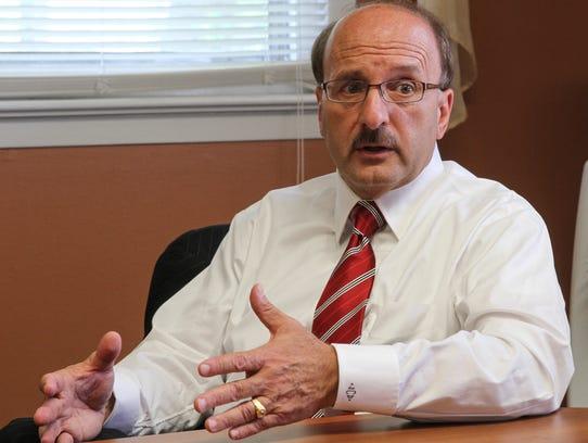 Ocean County Prosecutor Joseph D. Coronato made the