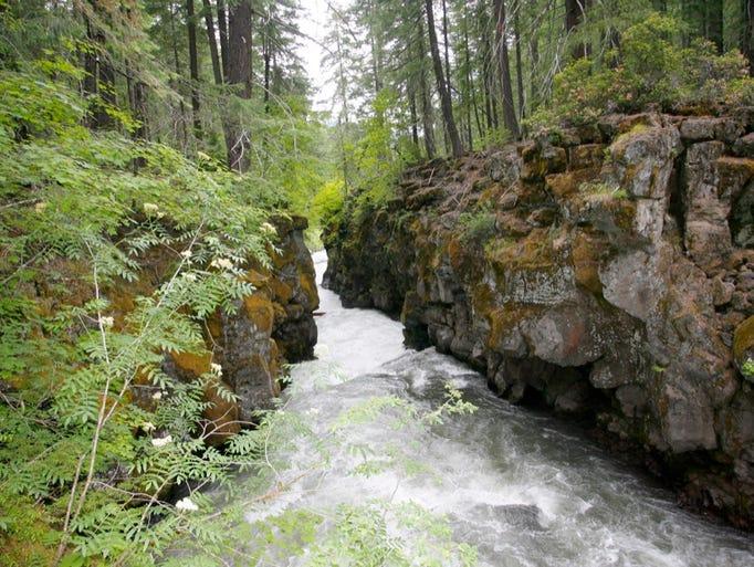 Image result for upper rogue river hiking trails