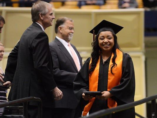 washington high school graduation