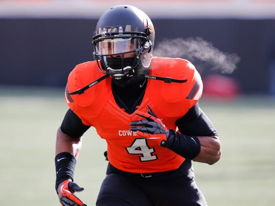 Oklahoma State cornerback Justin Gilbert is likely to be the top cornerback taken.
