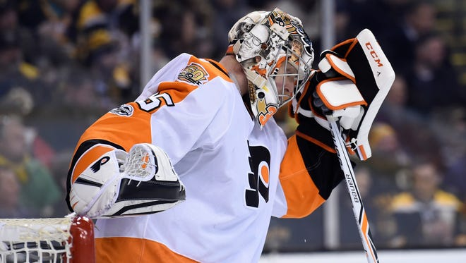 Steve Mason and the Flyers need a whole lot of help if they are to make the playoffs.