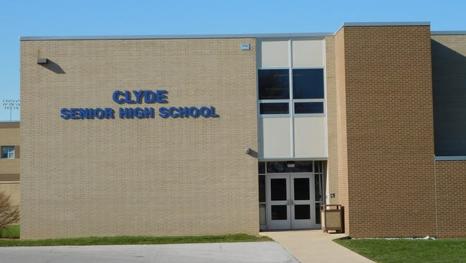 Clyde High School has released its honor roll.