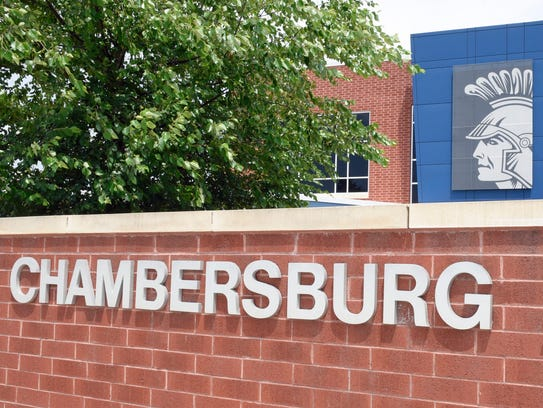 Chambersburg Area School District, July 7, 2016.