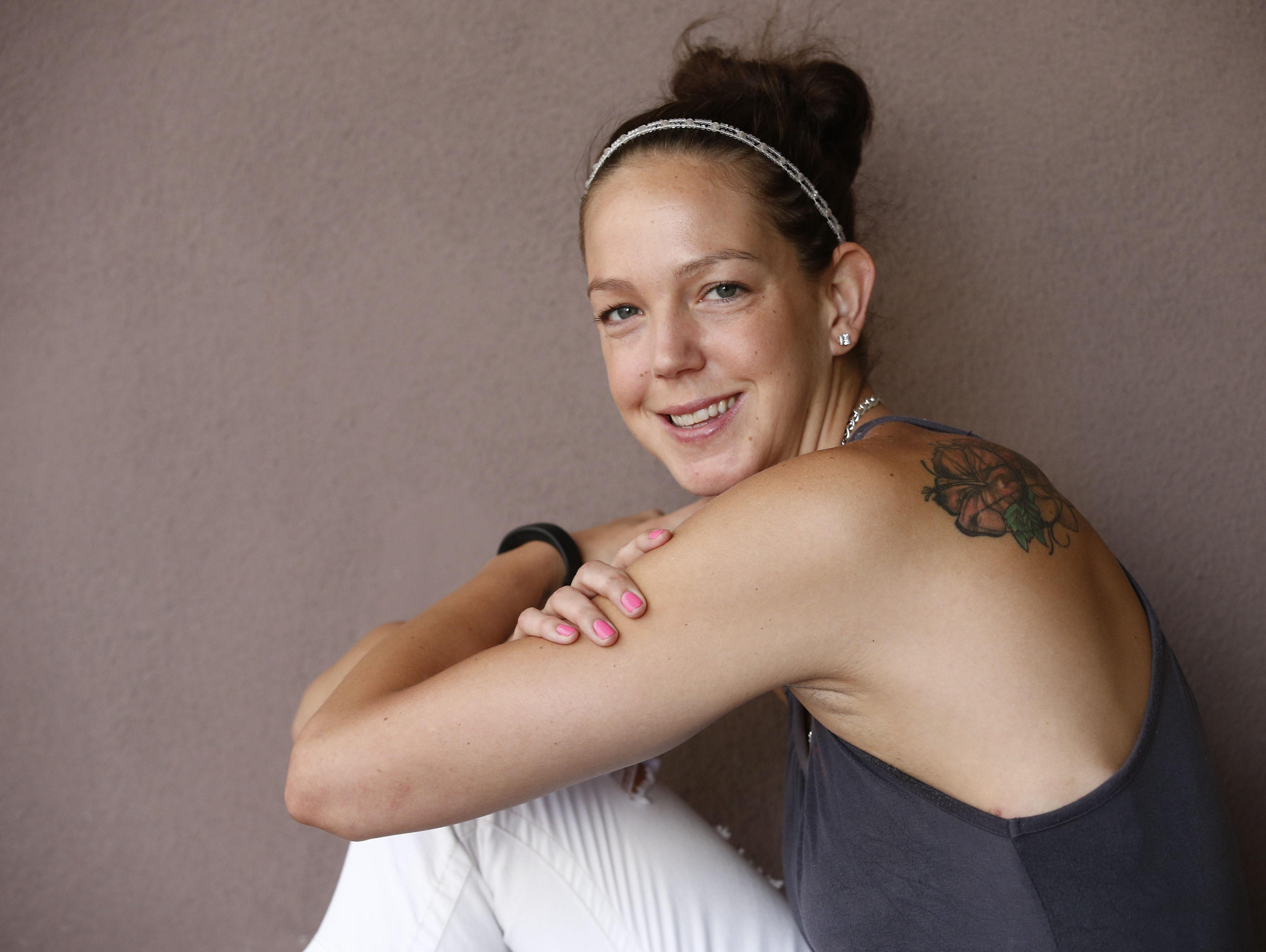 Former ASU women's basketball player and Glendale native Becca Tobin is recovering after collapsing during the Phoenix Mercury's preseason.