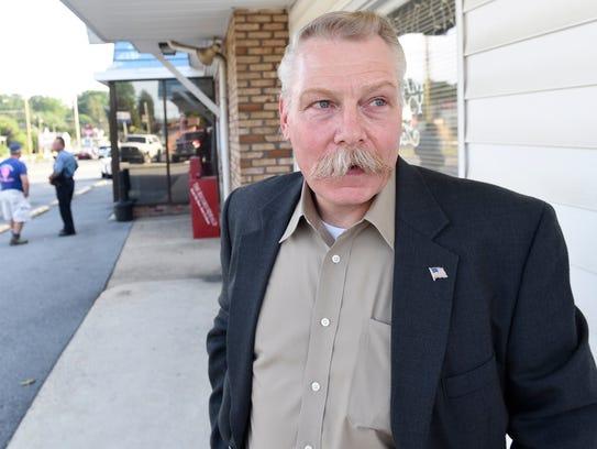 Waynesboro Police Chief James Sourbier talks about