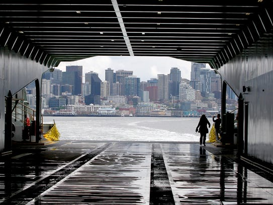 Washington State Ferries workers say the Chimacum will