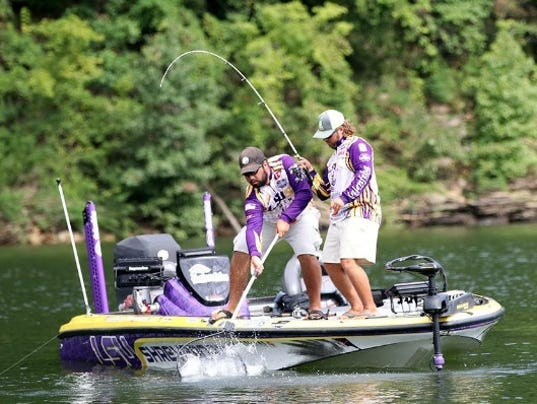 LSUS anglers