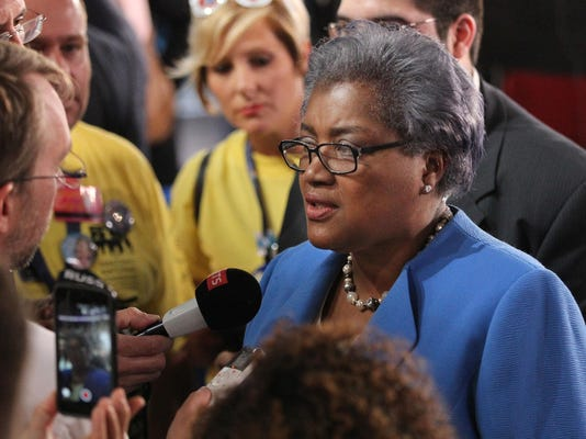 DNCís Brazile said to have leaked debate question to Clinton