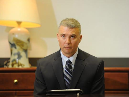 Lt. Mark Byrd