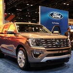 Automakers show fun, niche vehicles at Chicago show