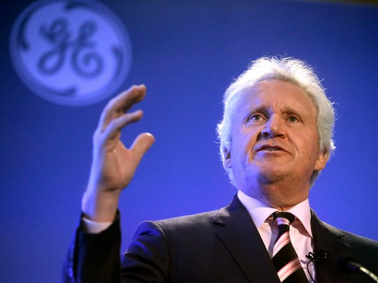 Jeff Immelt was CEO of General Electric until last