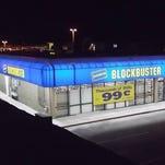 El Paso Blockbuster stores close