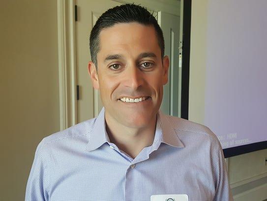 Greg Meehan, Stanford women's swimming coach