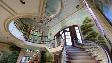 Art Van Elslander lived in this Grosse Pointe Shores mansion for 22 years