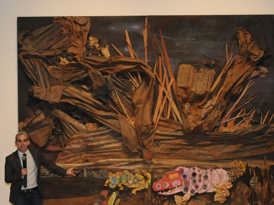 Las magníficas obras de Berni se exhiben en el Phoenix Art Museum.