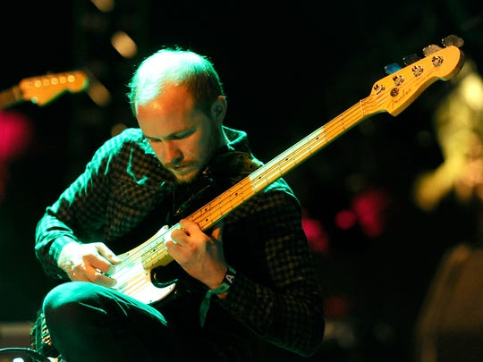 Michael James will perform with Explosions in the Sky on Sept. 12 at the Vogue.