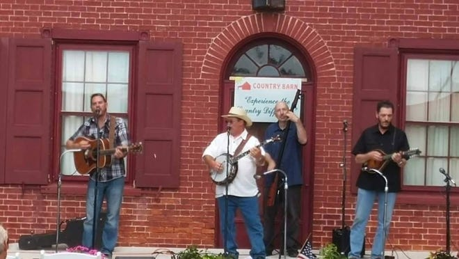 Scott Eager and High Lonesome Sound will perform Saturday in Bainbridge.
