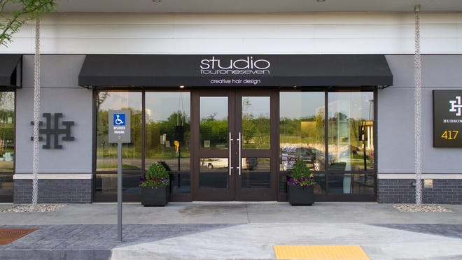 Studio 417 Salon's Farmers Park location will now be the sole location for Studio 417 Salon which has 4,500 sq feet and 40 employees, 27 of whom are stylists