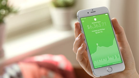 New apps make stock market affordable for students