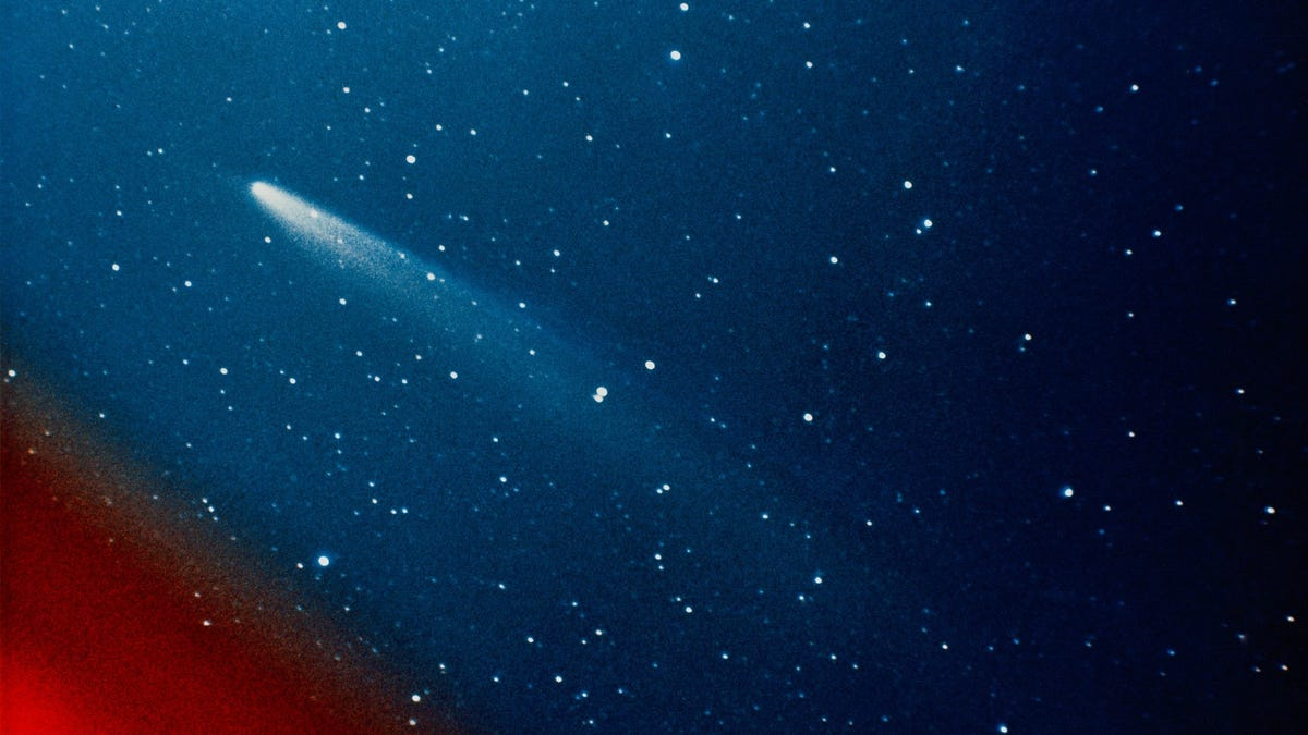 With a comet expected at Christmastime, a look back over the decades shows the vast variety of these icy visitors.