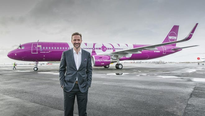 Wow Air, under CEO Skuli Mogensen, had helped turn tourism into Iceland's biggest cash cow.