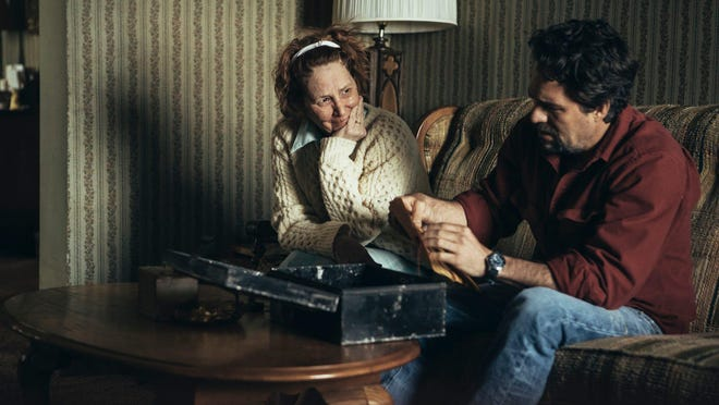 """Ulster County resident and Oscar winner Melissa Leo and Mark Ruffalo in HBO's """"I Know This Much Is True."""""""