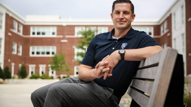 Franklin High School Principal Paul Peri is one of three finalists for the principal's job at Weston High School.