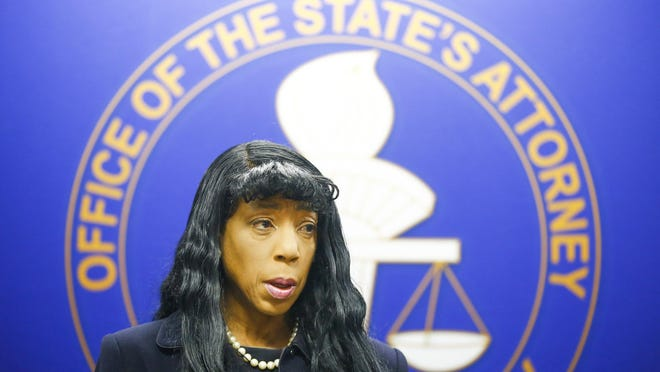 Winnebago County State's Attorney Marilyn Hite Ross said at news conference Thursday that the Winnebago-Boone County Integrity Task Force has turned over its findings in the police shooting of a 21-year-old man for her review.