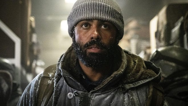 """Daveed Diggs in """"'Snowpiercer,"""" which launches its second season Tuesday on TNT."""
